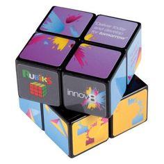 6edea642a8 Promotional Large Rubik s Cube - Rubik s 2x2 Cube (Large) Custom Printed     Promotional