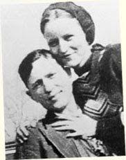 Amantes Famosos De La Historia Bonnie Parker Bonnie Clyde Bonnie