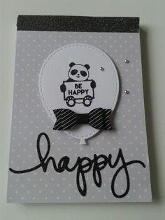 Bloc note panda