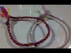 DIY: Woven Friendship Bracelet ♡ Theeasydiy #FashionDIY (+playlist)