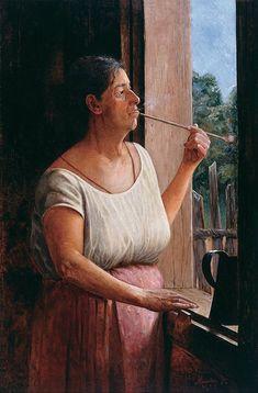 José Ferraz de Almeida Junior 1850 – 1899 Brazilian  painter