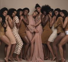 "How ""The Colored Girl Project"" Is Shutting Down Colorism By Embracing Every Shade of Black Beauty 