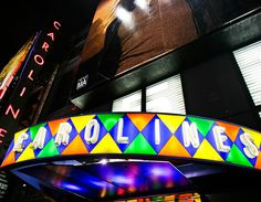 Comedy Clubs Caroline's on Times Square - 1626 Broadway Comedy Cellar in Greenwich Village - 116 Macdougal Street Dangerfield's (Iconic!) - 1st Ave & 61st Street
