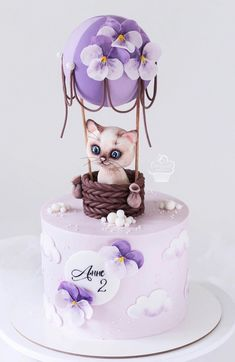First Birthday Theme Girl, Birthday Cake, Fondant Cakes, Cupcake Cakes, Watermelon Cake Recipe, Creative Baby Announcements, Chocolate Chip Cake, Girl Cakes, Cake Cookies
