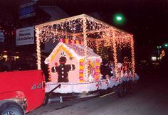 lighted christmas parade - Google Search                                                                                                                                                                                 More