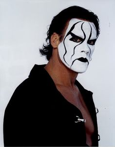 my all time fave wrestler Sting