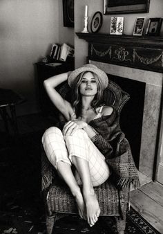 Georgia May Jagger Channels Brigitte Bardot In Vogue Italia | Le Fashion | Bloglovin'