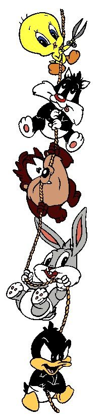 Looney Toons Taz   Looney Tunes Baby Taz - Desenhos da Hora ...
