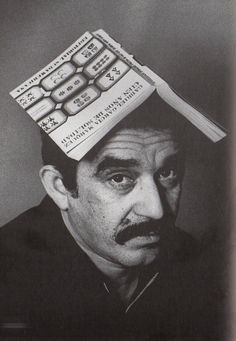 Gabriel Garcia Marquez, author of One Hundred Years of Solitude and Love in the…