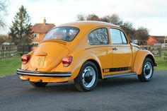 "1974 Limited Edition UK ""Jeans Beetle"" in Volkswagen General Discussion Forum Forum"