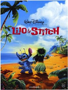 Lilo & Stitch 27 x 40 Movie Poster - Style B postersdepel... https://www.amazon.com/dp/B0015T6QSU/ref=cm_sw_r_pi_dp_x_tob9xbFNCXCYG