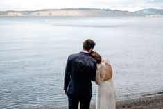 San Juan Islands Elopement Photographer- S&S — Kestrel Bailey- Seattle Wedding Photographer Small Intimate Wedding, Intimate Weddings, Guest Cabin, San Juan Islands, Walking Down The Aisle, Island Weddings, Say Hello, Kayaking, In This Moment