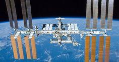 Pour la première fois, un astronaute contribue à Wikipédia de l'espace