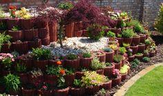 svahové záhrady prírodné - Hledat Googlem