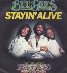Bee Gees - Stayin' Alive!!!! Has CPR tutorial videos.