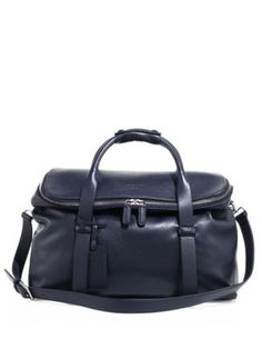 EMPORIO ARMANI Borsone Cervo Weekend Bag. #emporioarmani #bag