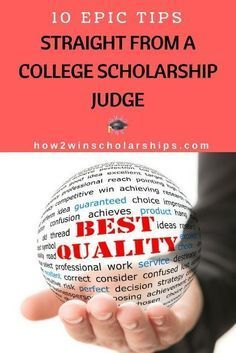 10 Epic Tips Straight from a College Scholarship Judge - PIN THIS NOW! Financial Aid For College, College Planning, Education College, Higher Education, School Scholarship, Scholarships For College, Graduate School, College Board, College Tips