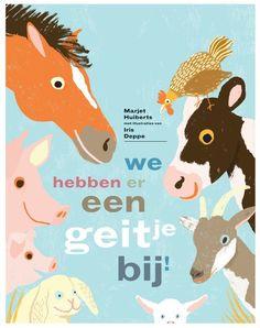 We hebben er een geitje bij!, thema (kinder) boerderij. Heel veel ideeen voor aktiviteiten, downloads, liedjes en knutsels