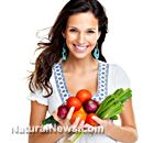 Want to be more attractive to others? Eat more fruits and veggies