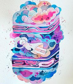 Art by Maruti Bitamin  Illustrator @maruti_bitamin
