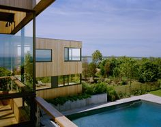 Bluff House - Robert Young Architecture & Interiors