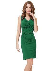 Ever Pretty Women's Elegant Strapless Flowers Sequins Slitted Evening Dress