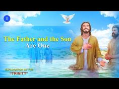 Gospel Movie Exploration of the 'Trinity' (1) - The Father and the Son Are One?   GOSPEL OF THE DESCENT OF THE KINGDOM   Eastern Lightning   The Church of  Almighty God    #gospelvideos #Jesus #church #gospel #salvation #whoisGod#yeshua#bibleverses #army#faith