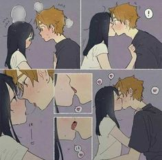 Safebooru is a anime and manga picture search engine, images are being updated hourly. Anime Couple Kiss, Manga Couple, Anime Couples Manga, Kawaii Anime, Princesse Chewing-gum, Base Anime, Romantic Anime Couples, Tamako Love Story, Cute Anime Coupes