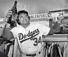 Happy birthday to Dodger legend Fernando Valenzuela!