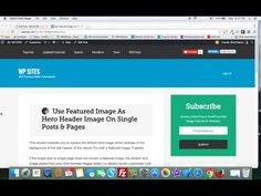"""[VIDEOS] Brad Dalton, of """"WP Sites,"""" provides consultation for WordPress sites; Video tutorials; Suggested code; Details>"""