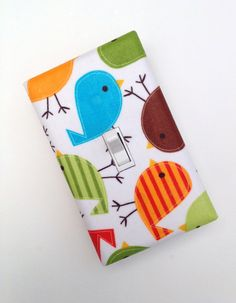 Urban Zoologie Chicks / Light Switch Plate Cover / by SSKDesigns, $8.00