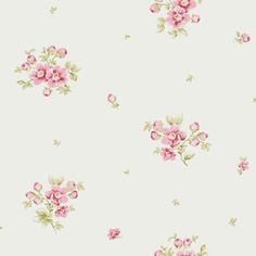 For the latest styles and big name brands, shop wallpaper, fabric, cushions and accessories online and on sale at Select Wallpaper! FREE samples & UK delivery available! Wallpaper Stores, Print Wallpaper, Flower Wallpaper, Beautiful Wallpaper, Shabby Chic Wallpaper, Victorian Wallpaper, Little Flowers, Small Flowers, Pink Rose Croche