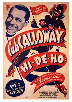 Hi-De-Ho  by paul.malon, via Flickr
