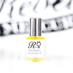 Venasque A Pure Botanical Parfum Oil 9ml Roll by rebelandmercury, $60.00