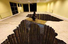 30 Incredible 3D Street Art works