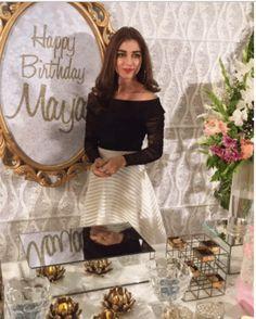 After Poland, Maya Ali Celebrates Her Birthday in Pakistan! | Reviewit.pk