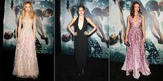 Kuralsız (Insurgent) filminin yıldızı Shailene Woodley, filmin Londra galasında (burda) olduğu gibi New York galasında da Ralph Lauren'den bir elbise giymiş.