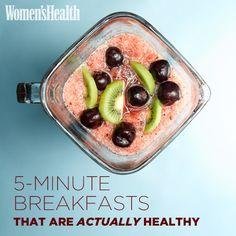 5 minute breakfast