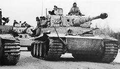 S.Pz.Abt. 502 in Narva 1944