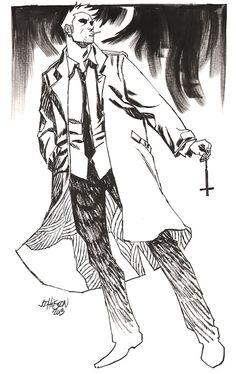 John Constantine - Dave Johnson