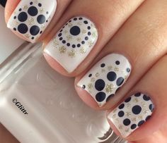 Polka Dot Nail Art Design for Eid. Polka Dot Nail Art Designs can be threatening initially, but with the correct directions and wonderful designs. Dot Nail Art, Polka Dot Nails, Polka Dots, Nail Art Dotting Tool, Cheetah Nails, Diy Nails, Cute Nails, Fantastic Nails, Amazing Nails