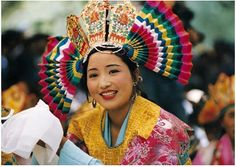 Tibet attire   Tibetan Clothing