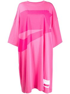 Nike NSW oversized T-shirt - PINK