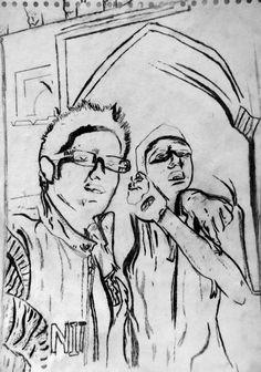 Random Sketch..