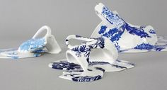 Livia Marin's Beautifully Broken China