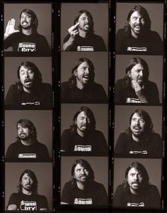 Dave Groh -Many faces lol