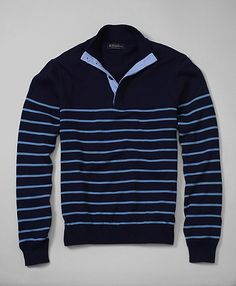 Brooks Brothers...I have this in green with blue stripes. Looks awesome.