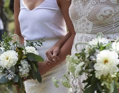 Beautiful bridesmaids @mossindustry @nikoleramsayweddings @kimmylonergan @weddingsofdesire #oceangroveflorist #weddings #love #lorne #white#lace by mossindustry http://ift.tt/1IIGiLS