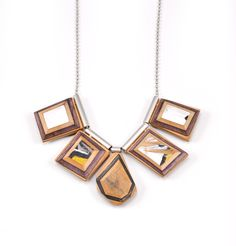 Tara Locklear, ACC Charm Necklace, American Craft Council Charm Collection #accshow #acccharm #jewelry