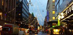 Merry Christmas! #Helsinki